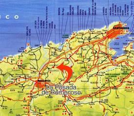 La Posada de Rumoroso en  Polanco, Cantabria